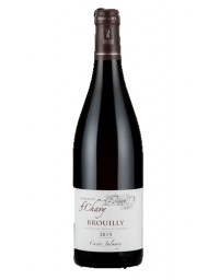 """Domaine Franck Chavy Brouilly cuvée """"Julmary"""" 2015 rouge 75 cL"""
