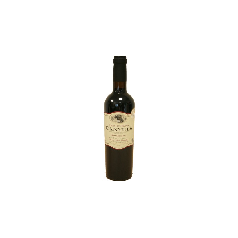 Domaine du Traginer Banyuls Rimage Rouge 50cL