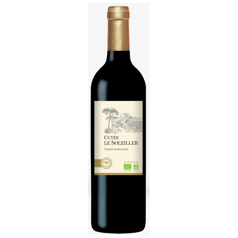 Terroirs Vivants Le Soleiller Rouge 75cL