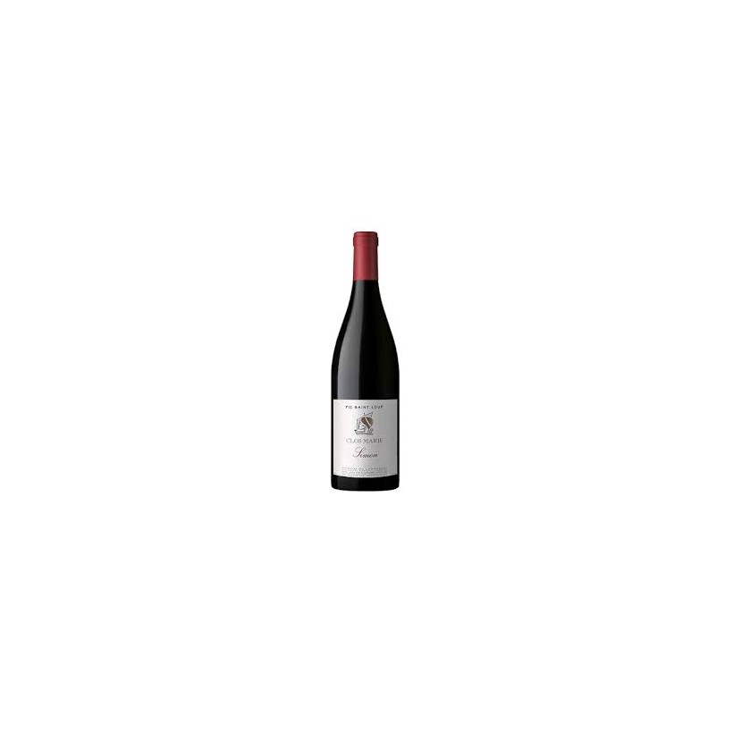 Clos Marie Simon 2012 Rouge 75cL
