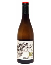 Domaine Gayda Figure Libre Freestyle Blanc 75cL