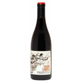 Domaine Gayda Figure Libre Freestyle Rouge 75cL
